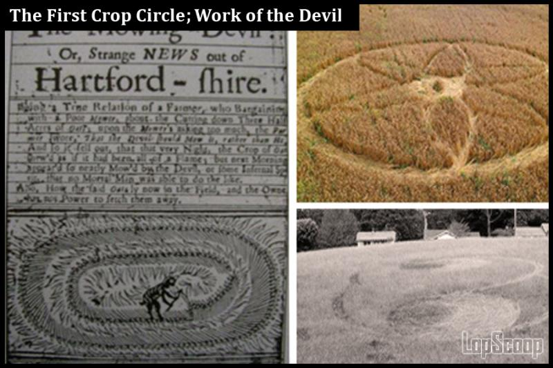 Aliens and their unique style of messages in 1968 the english woodcut pamphlet in england published the news of the first crop circle they titled it the mowing devil as the pamphlet describe a publicscrutiny Choice Image