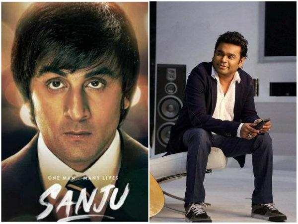 Surprise! A  R  Rahman's song for Sanju – Ruby Ruby out now