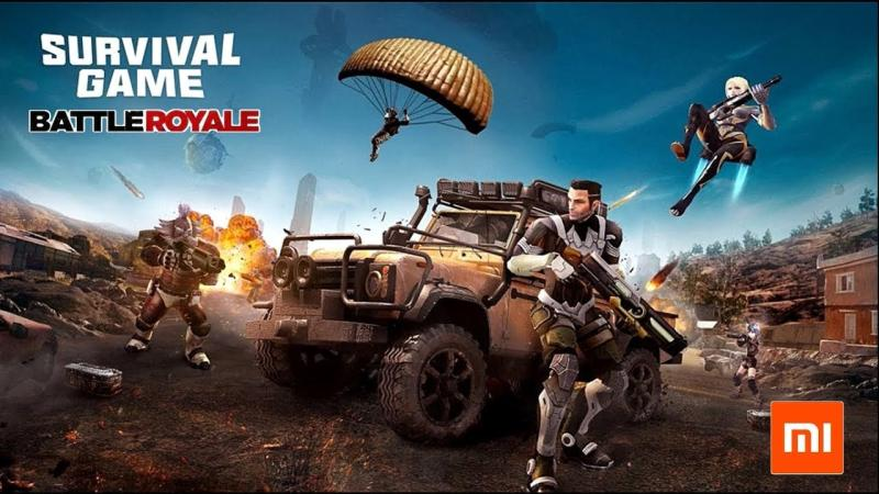 Survival Game' by Xiaomi, Is It PUBG Mobile For The Low-End Devices?