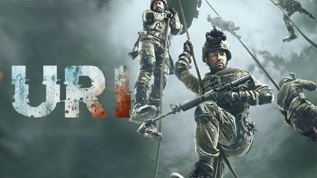 Vicky Kaushal's Uri: The Surgical Strike bags second position in
