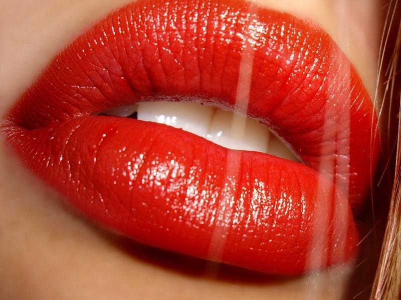 Lipstick is a sign of a great danger for women;